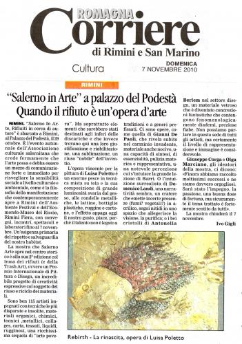 7 novembre 2010 il corriere di Rimini.jpg